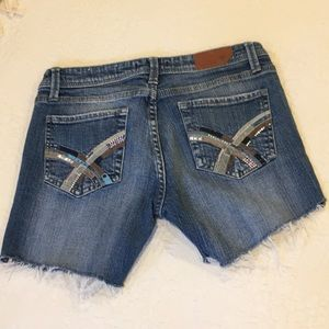 Vigoss cutoff shorts jeans size 3